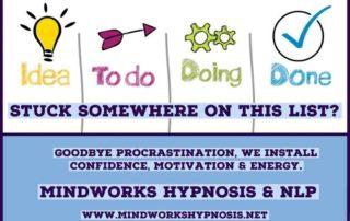Hypnose pour la procrastination : Gérer les habitudes autosabotantes de la procrastination grâce à l'ancrage PNL